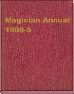 The Magician Annual - 1908-09